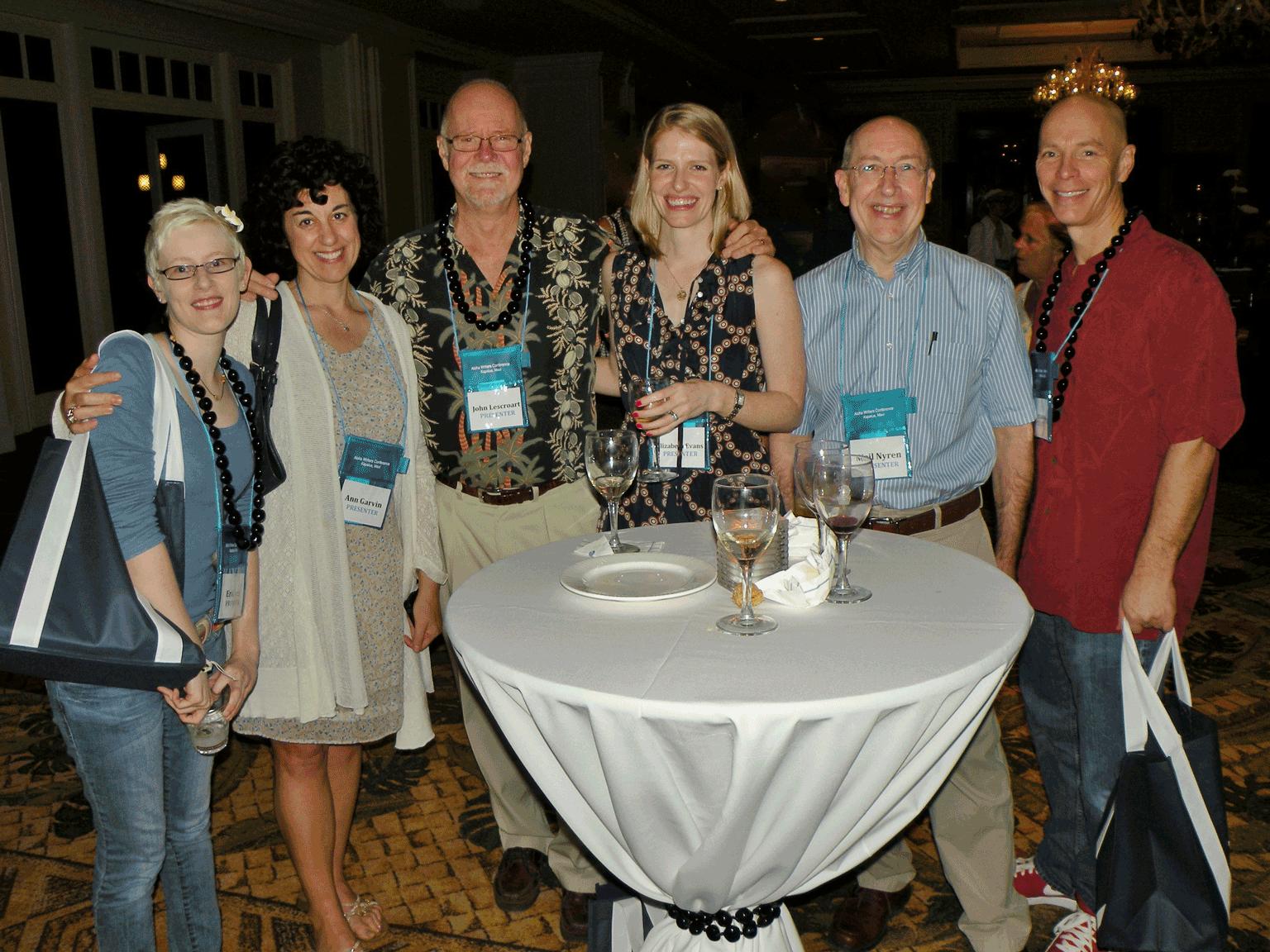 Aloha Writers Conference